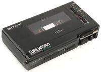 Sony Walkman Professional WM-D6 Cassette Player Recorder - VGC