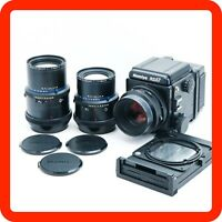 [MINT] Mamiya RZ67 Pro w/ 110mm, 180mm, 250mm 3Lens SET Medium Format Film