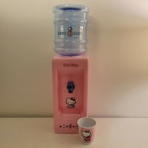 Hello Kitty Water Dispenser Cooler With Cup Pink Spectra KT3101 Sanrio