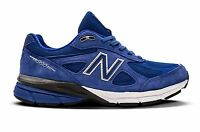 New Balance M990v4 Men's Running Shoes M990RY4 Blue Made in USA Size 9.5-13 D, M