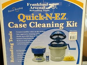 Frankford Arsenal Quick-N-EZ Case Cleaning Separator Kit 645-880 - New Open Box