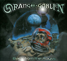 Orange Goblin ‎- Back From The Abyss CD - SEALED - Stoner Rock Album