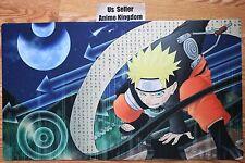 Custom Yugioh CARDFIGHT VANGUARD MTG WOW Playmat  Naruto Mat Shippuden  #111