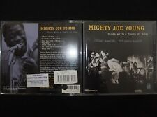 CD MIGHTY JOE YOUNG / BLUES WITH A TOUCH OF SOUL /
