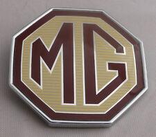 Mg tf avant ou arrière badge, neuf, authentique (DAB000160)