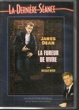DVD ZONE 2--LA FUREUR DE VIVRE--DEAN/WOOD/RAY