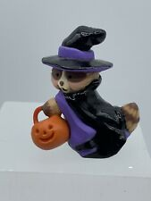 New ListingVintage Hallmark Halloween Merry Miniatures Lot Rabbit alien superhero #A