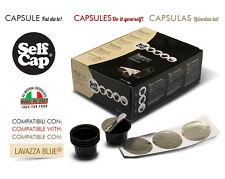200 capsule Lavazza Blue caricabili fai da te facili veloci economiche madeItaly