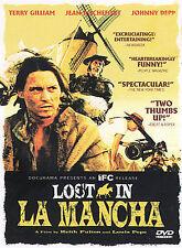 Lost in La Mancha (DVD, 2003)