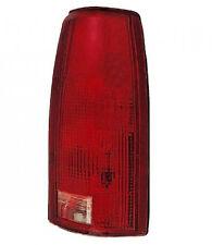 Tail Light Lens Only - Passenger Side Right - Fits 1988-1998 Chevrolet Pickup