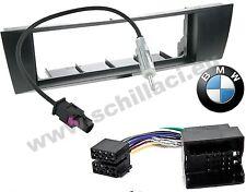 Kit de montaje autorradio BMW serie 1 E81 E82 E87 2004-2013