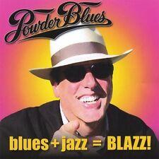Powder Blues Band - Blues+Jazz=Blazz [New CD]