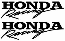 Honda Racing Decal Stickers Set of 2 Mugen JDM Spoon Civic Accord Prelude Moto
