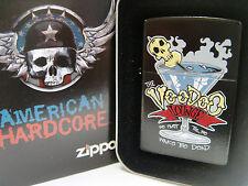 American Hardcore - Voodoo Lounge Zippo Lighter (21208)