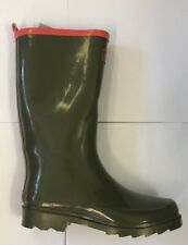 Regatta Great Outdoors Womens Green Natural Rubber Wellingtons Uk 5