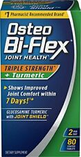 Osteo Bi-Flex, Triple Strength + Turmeric, Joint Support, 80 Tablets