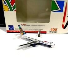 Aviation 1 400 scale British Airways Colum Ireland Boeing 737-200 G-BGDR model