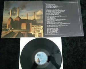 Pink Floyd – Animals 1977 Harvest 1C 064-98 434 FOC OIS mit Texten Gatefold