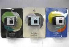 3 Superheadz Ikimono 110 Format Key Chain Cameras Panda Ladybug Polar Bear Rare