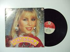 Fortissima -Disco Vinile 33 Giri LP Album Compilation  ITALIA 1982