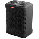 Pro Breeze® 1500W Mini Ceramic Space Heater Mini Heater Fan Heater Black