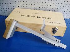 New 300mm Height Measure Gauge Vertical Caliper Gage Carbide Scratcher Scriber(b
