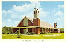 Cadiz Kentucky~Art Deco~Methodist Church1973 Hattie Still Enjoying Baked Apples