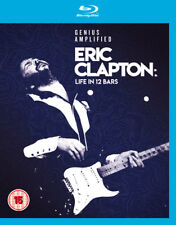 Eric Clapton - Life In 12 Bars (NEW BLURAY)