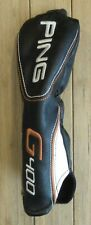PING G400 Hybrid 17 Club Headcover Golf Replacement Head Cover G-400 NEW
