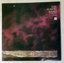 The Albion Band - Stella Maris - original 1987 Making Waves LP