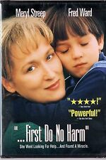 ...First Do No Harm DVD   Meryl Streep, Fred Ward  PG-13