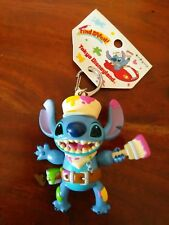 Rare Lilo and StitchTokyo Disney Find Stitch Event 06 Keychain Painter Stitch