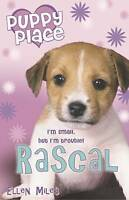 Rascal (Puppy Place) by Ellen Miles, Good Used Book (Paperback) Fast & FREE Deli