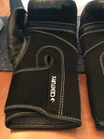 Century I Love Kickboxing 12 oz MMA Boxing Style Gloves Black Adult Martial Arts