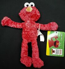 "Elmo Sesame Street Nanco Licensed Stuffed Toy Plush 8"" NEW"
