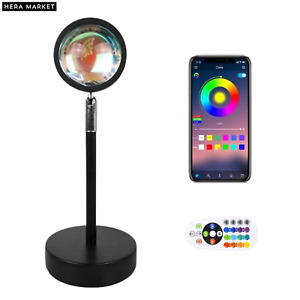 [NEW] Sunset Spot™ 2.0 by Hera Market | App Control + Smart Bluetooth Remote