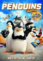 Penguins of Madagascar (DVD, 2015) New