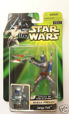 Jango Fett - Star Wars Attack of the Clone by Tomy Action Figure