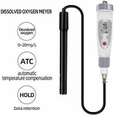 Water Quality Monitor Dissolved Oxygen Meter Pen Type DO Meter Tester  20.0 mg/L