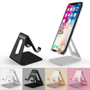 Universal Aluminum Phone Table Desktop Stand Holder For Cell Phone