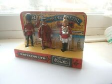 🌟 BRITAINS Display Counter Guard  Beefeaters Lifeguards NEW METAL MODEL 🌟