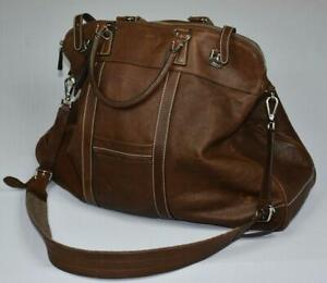 Brunello Cucinelli Zip-Around Weekender Bag Luggage Carry on Travel $6000