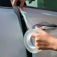 Car Door Clear Sticker Nano Tape Auto Bumper Strip Protect Scratchproof A7K3
