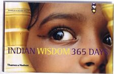 Danielle & Olivier Follmi INDIAN WISDOM 365 DAYS Thames & Hudson with 385 illus.