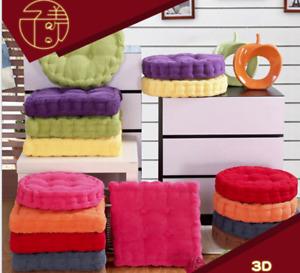 @ Matratzenkissen Bi Color Sitzkissen Sommer Stuhlkissen Kissen Auflage 40x40