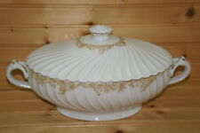 "Haviland Ladore Limoges Oval Soup Tureen 13 3/4"" x 7 1/2"" x 4 1/8"""