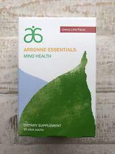 Arbonne Mind Health • Cherry Lime Flavor • 30 Sticks • Exp 6/2022 🍒🌱