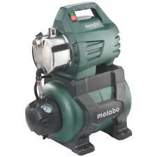 Metabo Hauswasserwerk HWW 4500/25 Inox 1300W max.4500l/h Kessel ca. 24l, Zubehör