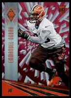 2016 PANINI PHOENIX PINK EMMANUEL OGBAH RC 163/299 CLEVELAND BROWNS #166