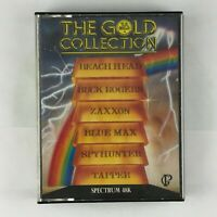 SINCLAIR ZX SPECTRUM 48K GAME THE GOLD COLLECTION  SOFTWARE